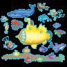 TCR5151 Under the Sea Bulletin Board