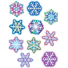 TCR5243 Snowflakes Accents