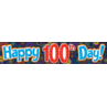 TCR5516 Fireworks Happy 100th Day Banner