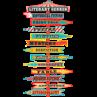 TCR5714 Carnival Literary Genres Mini Bulletin Board