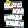 TCR5846 Superhero Alphabet Line Bulletin Board Display Set