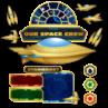 TCR5850 Stellar Space Bulletin Board