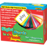 TCR62315 Sight Words in a Flash Cards Grades K-1