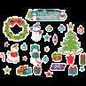 TCR62394 Holiday Cheer Mini Bulletin Board