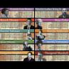 TCR63643 Notable Black American Mini Bulletin Board