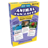 TCR6563 Animal Fun Facts Slide & Learn Flash Cards