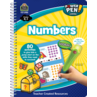 TCR6982 Power Pen Learning Book: Numbers