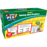 TCR6989 Power Pen Learning Cards: Solving Word Problems Grade 1
