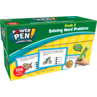 TCR6990 Power Pen Learning Cards: Solving Word Problems Grade 2