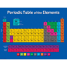 TCR7575 Periodic Table of the Elements Chart