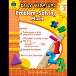 Daily Warm-Ups: Problem Solving Math Grade 3