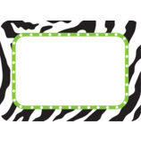 Zebra Name Tags/Labels