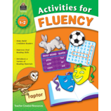 Activities for Fluency, Grades 1-2
