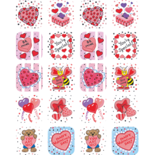 Valentine's Day Stickers