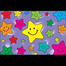 Happy Stars Postcards