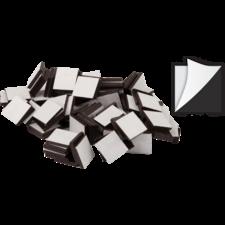 "Adhesive Magnetic Squares 1"" 50 Pack"