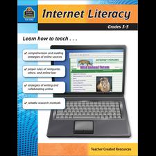 Internet Literacy Grade 3-5
