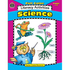 Full-Color Science Literacy Activities