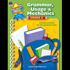 Grammar, Usage & Mechanics Grade 3