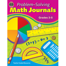 Problem-Solving Math Journals for Grades 3-5