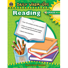 Daily Warm-Ups: Reading, Grade 4
