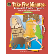 Take Five Minutes: American History Class Openers