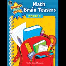 Math Brain Teasers Grade 6