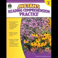 Instant Reading Comprehension Practice Grade 5