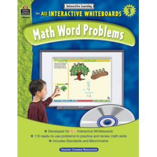 Interactive Learning: Math Word Problems Grade 3