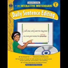 Interactive Learning: Daily Sentence Editing Grade 5