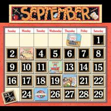 Classroom Calendar Bulletin Board from Mary Engelbreit