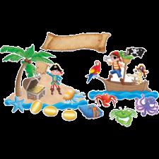 Island Adventure Bulletin Board Display Set