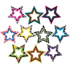 Fancy Stars Accents