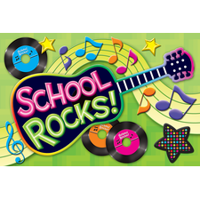School Rocks Postcards