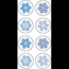Winter Mini Stickers
