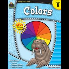 Ready-Set-Learn: Colors Grade K