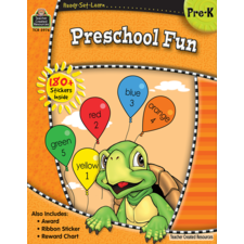 Ready-Set-Learn: Preschool Fun