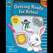 Ready-Set-Learn: Getting Ready for School PreK-K