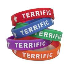 Terrific Wristbands