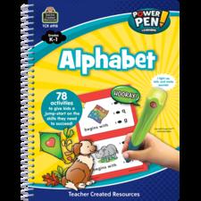 Power Pen Learning Book: Alphabet