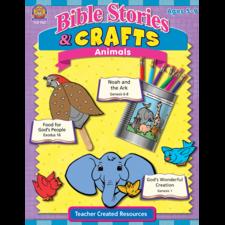 Bible Stories & Crafts: Animals