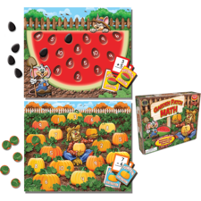 Garden Patch Math Game