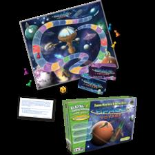 Space Voyage Game Grade 2-3