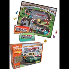 Super Speedway Game Grade 4-5