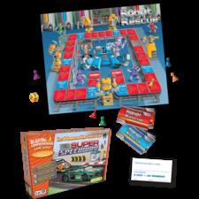 Robot Rescue Game Grade 2-3