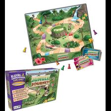 Jungle Journey Game Grade 4-5