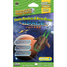 Space Voyage Computer Game CD Grade 2-3