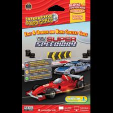 Super Speedway Computer Game CD Grade 2-3
