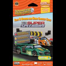 Super Speedway Computer Game CD Grade 4-5