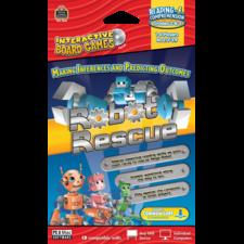 Robot Rescue Computer Game CD Grade 2-3
